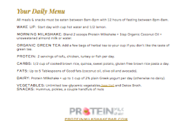 Protein Milkshake Vegan Weight Loss Bundle + 10 Day Transformation Plan