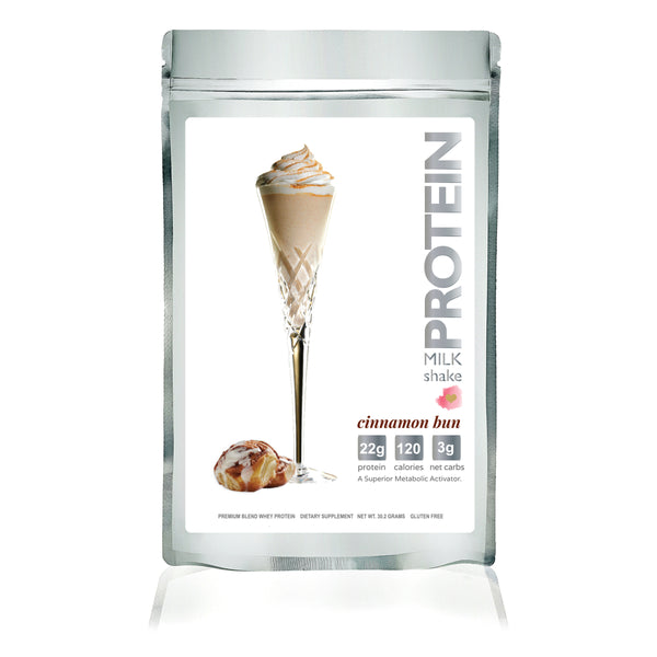Protein Milkshake Sipping Pretty Spring Deluxe Starter Set - Protein Powder For Weight Loss