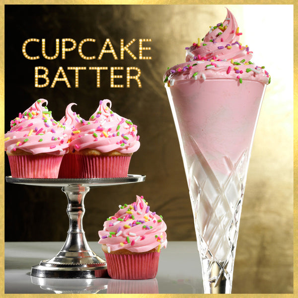 Freegift - Protein Milkshake Cupcake Batter - 1LB - 15 Servings - Protein Powder For Weight Loss