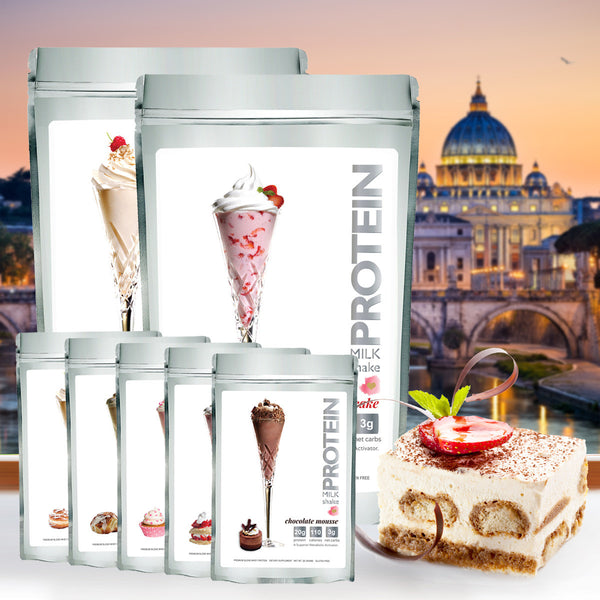 NEW: Roman Holiday Italian Pastry Shop Weight Loss Bundle + 10 Day Transformation Plan