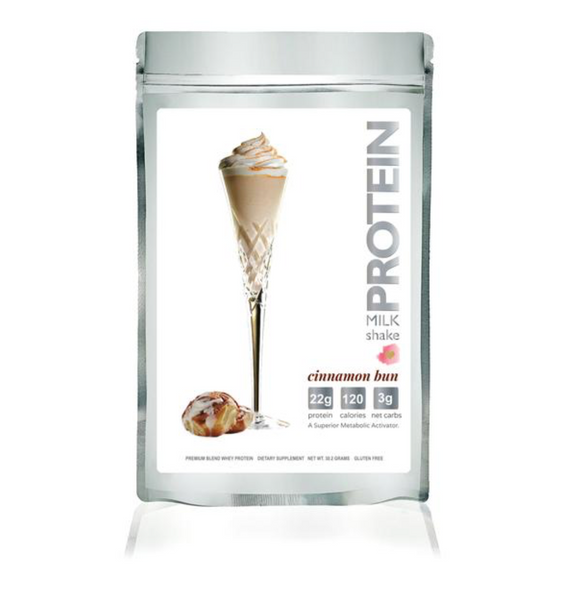 PRE-ORDER SHIPS WEEK OF SEPT 20: Protein Milkshake Summer Lovin' 5 Sample Variety Pack - Voted #1 Best Tasting Protein Powder - Protein Powder For Weight Loss
