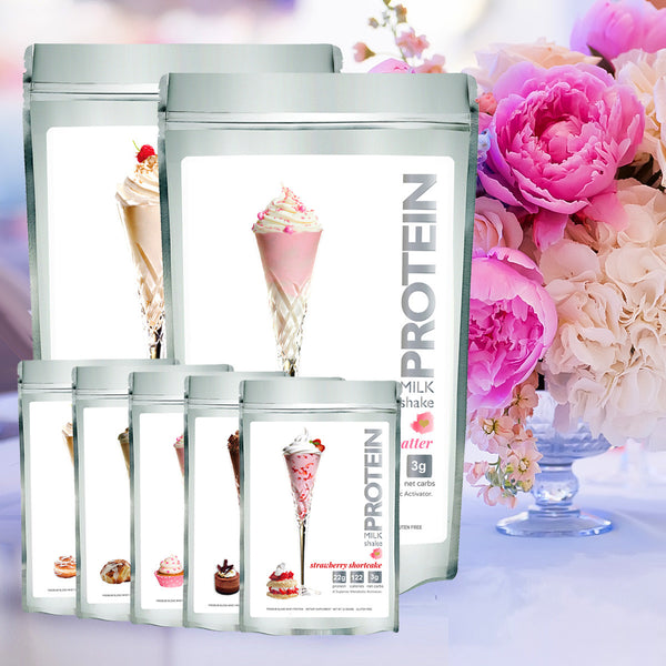 NEW: Summer Wedding Cake Weight Loss Bundle + 10 Day Transformation Plan