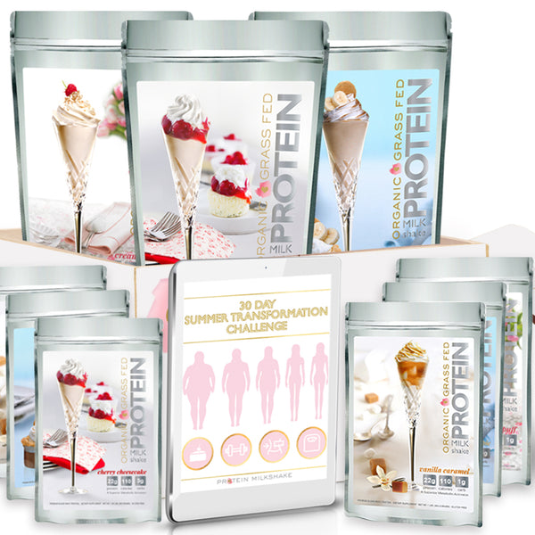 Summer Shake Up Weight Loss and Diet Plan Bundle (LIMITED EDITION)