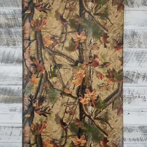 3-D Amazing Rustic Camo Wallpaper | TLL01461