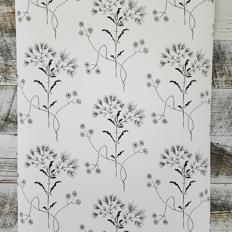 Magnolia Home Wildflower Floral Designer Wallpaper