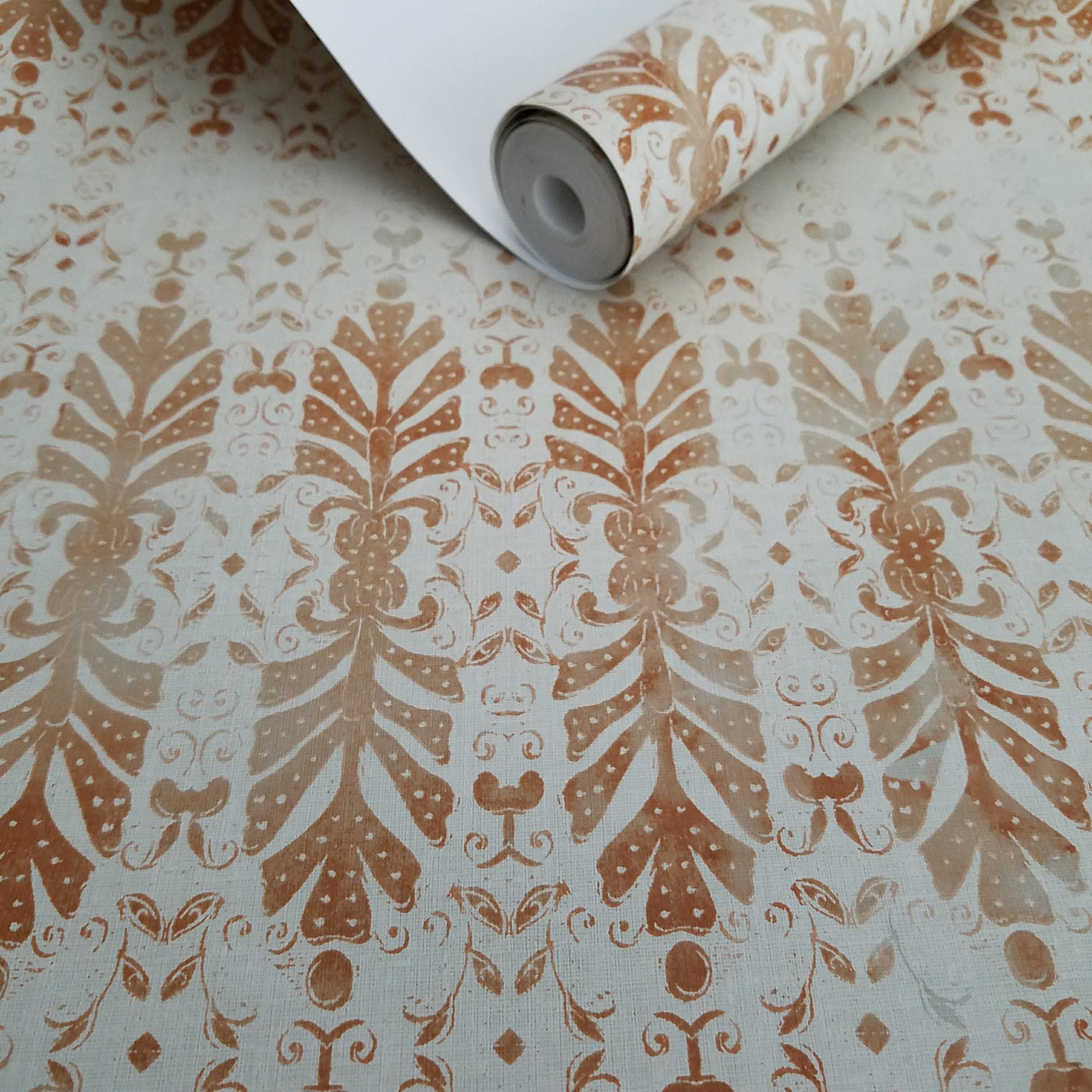 York Patina Vie Shangri La Fan Scandinavian Wallpaper