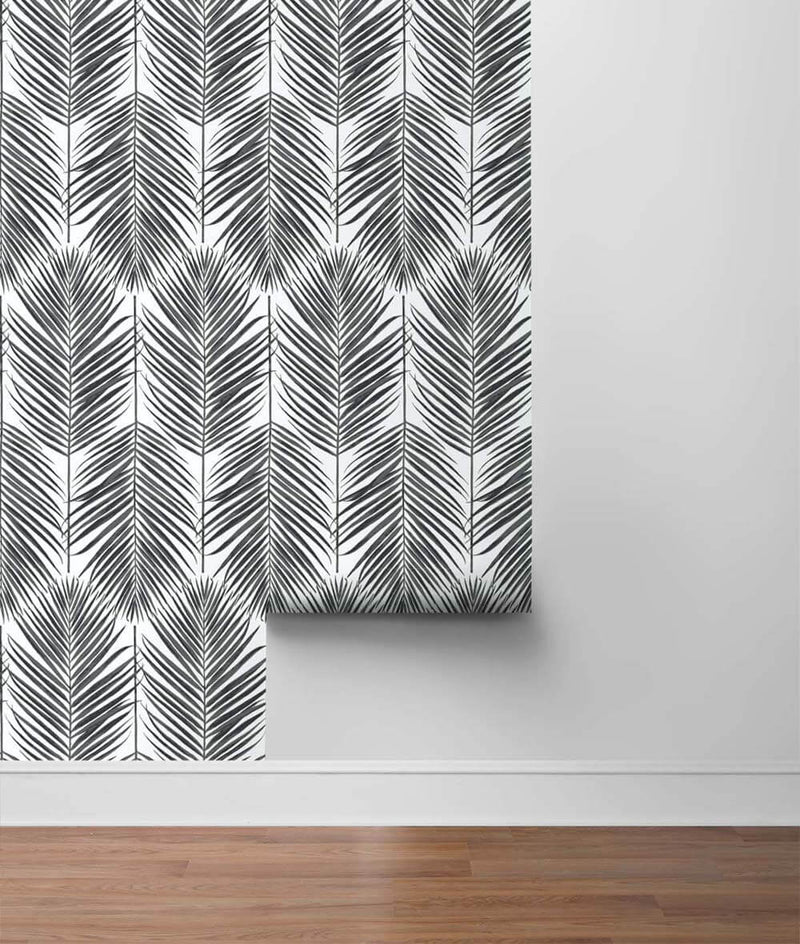 NextWall Peel and Stick Paradise Palm Wallpaper