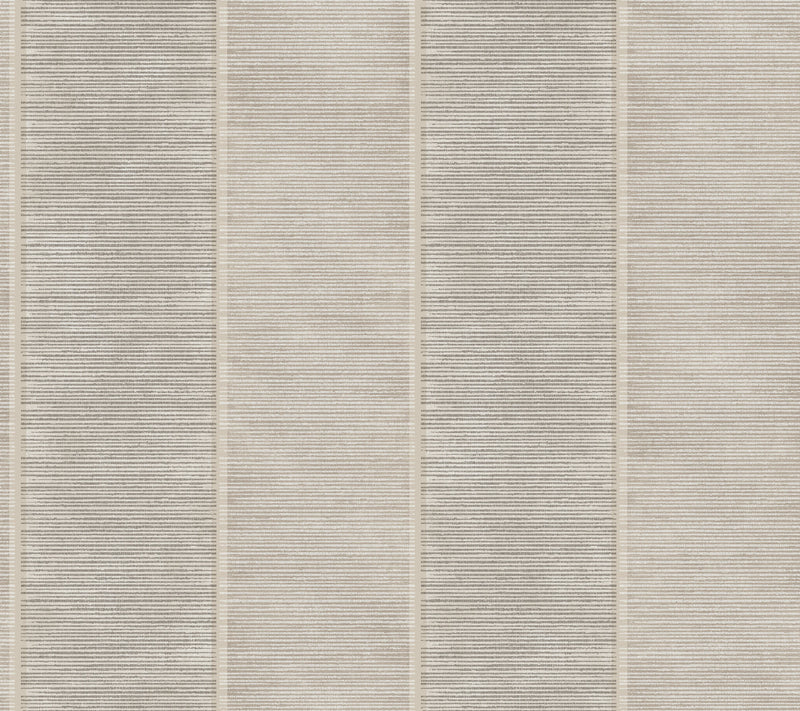 Southwest Modern Vertical Tan Stripe Wallpaper