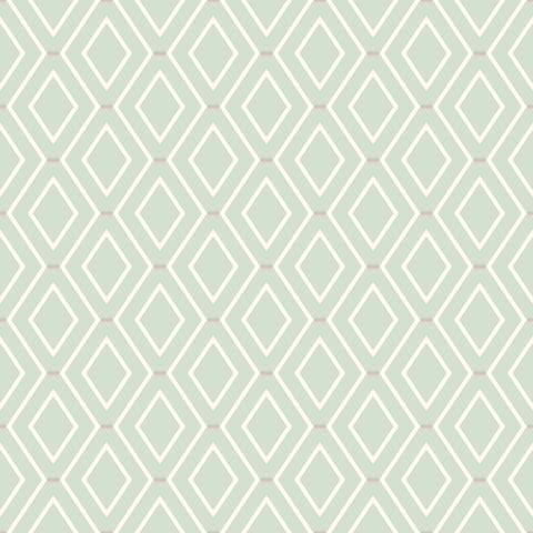 Waverley Classic Diamond Duo Harlequin Geometric Wallpaper