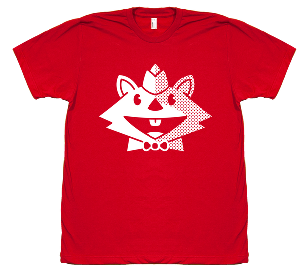 Red Squirrel Tee