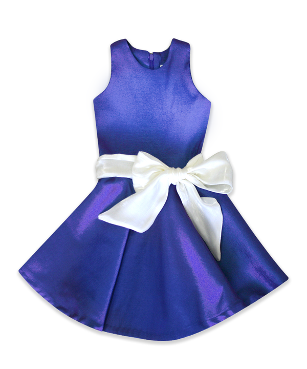 Cade Purple Royal Dress