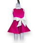 SALE Pink Cade Taffeta Party Dress LIMITED QUANTITIES