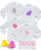 As Sweet as a Marshmallow Peep Pick Your Own Easter Long Sleeve Tee!