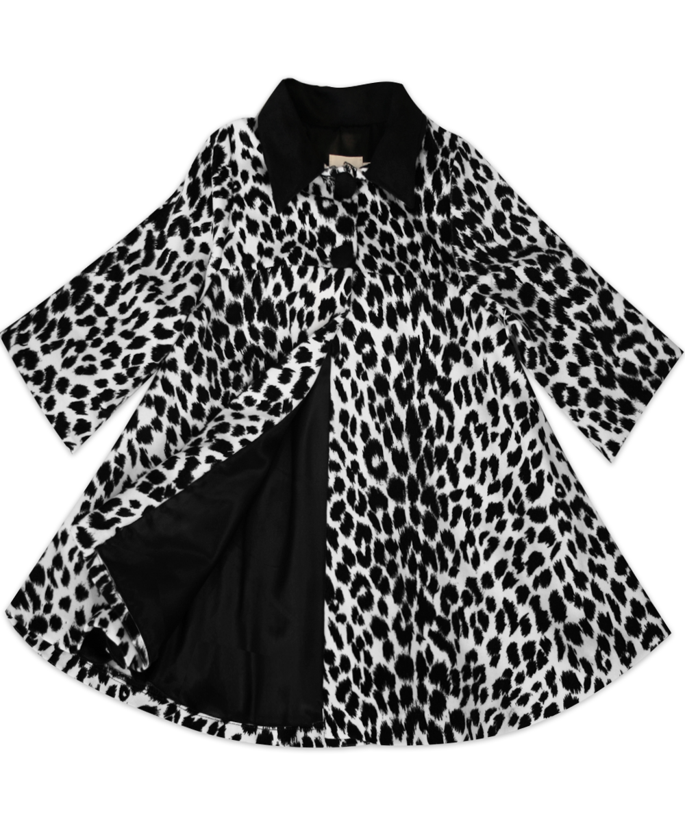The Eloise Swing Coat