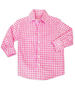 George Pink Check Shirt