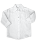George White Linen Shirt