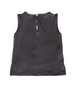 Leah Denim Sleeveless Jersey Top
