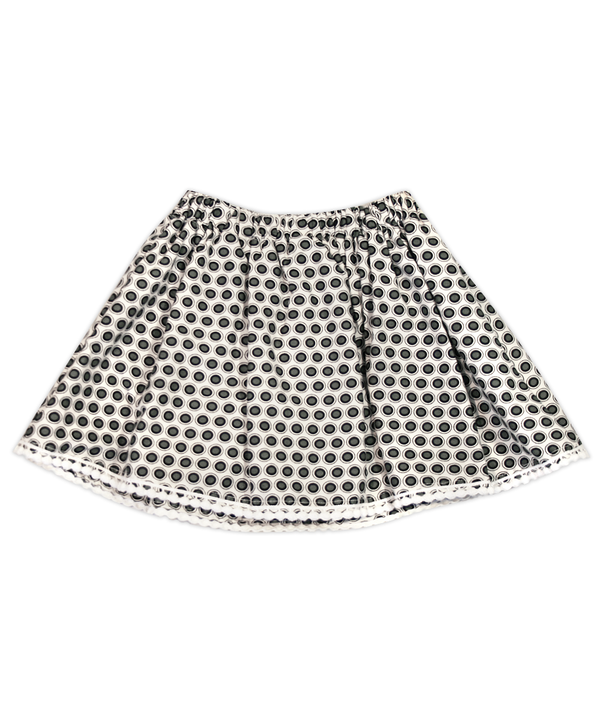Millie Cookies and Cream Skirt