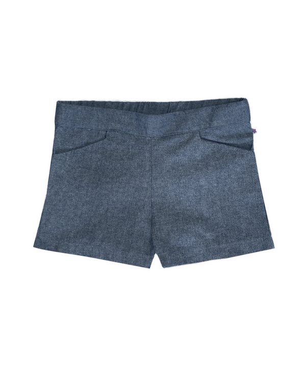 Sandra Chambray Short
