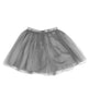 Regan Reversible Silver Tutu Skirt