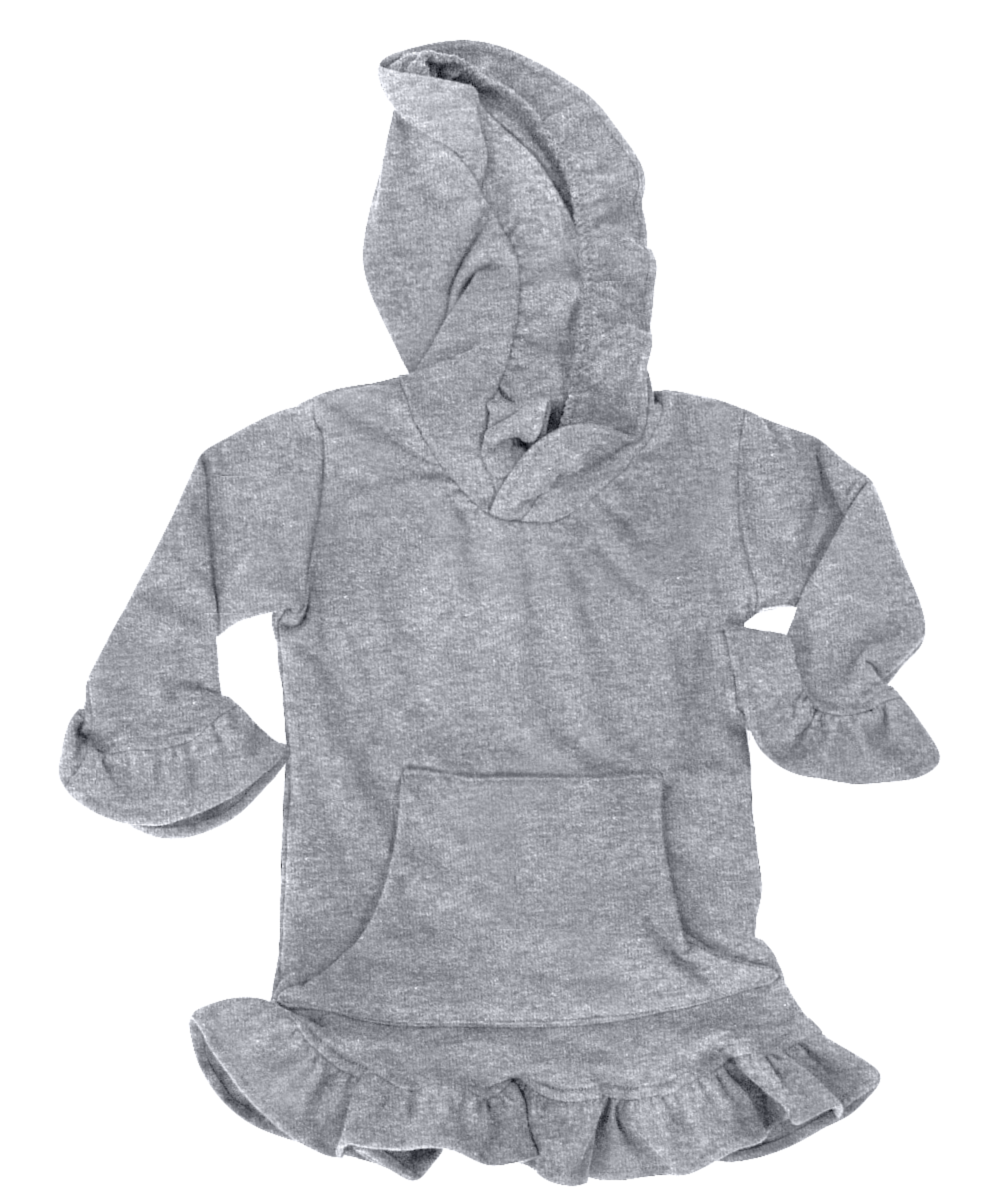 Skylar Grey French Terry Hooded Tunic