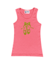 Gold Sparkle Ballet Slippers Tank Top Available in 5 Colors