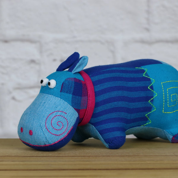 Patchwork Hippo