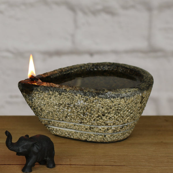 Granite Lamp (with lines)
