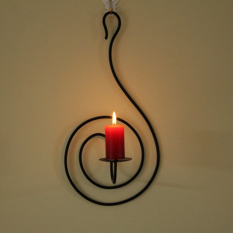 Spiral Wall Sconce