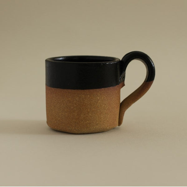 Mini Coffee Mug Black
