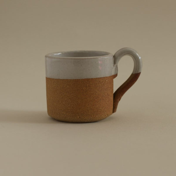 Mini Coffee Mug White