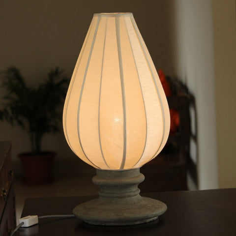 Lotus Lamp (White)