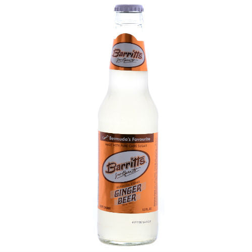 Barritts Bermuda Ginger Beer - 12 oz. Bottles (12 Pack)