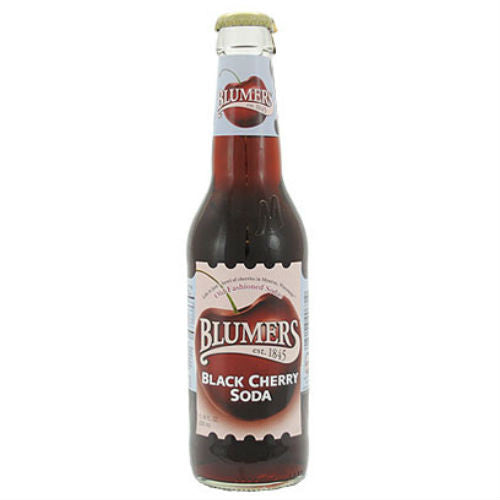Blumers Black Cherry  - 12 oz (12 Glass Bottles)