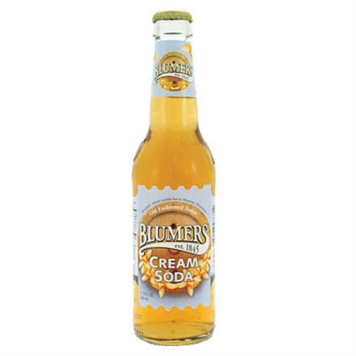 Blumers Cream Soda - 12 oz (12 Glass Bottles)