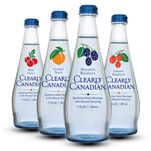 Clearly Canadian Sampler Pack