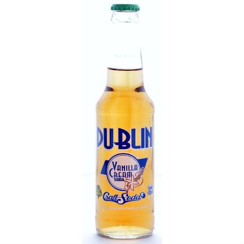 Dublin Vanilla Cream - 12 oz (12 Glass Bottles)