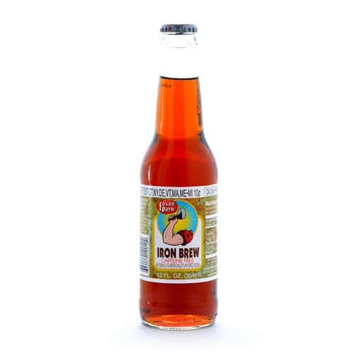 Foxon Park Iron Brew - 12 oz (12 Glass Bottles)