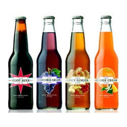 WBC Goose Island Assorted Sodas - 12 oz (12 Pack) - Beverages Direct