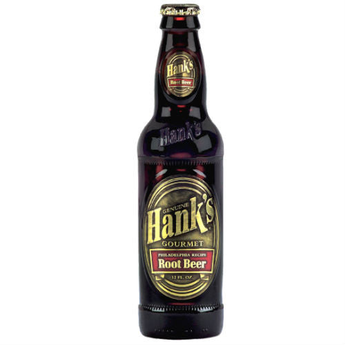 Hank's Gourmet Root Beer  - 12 oz (12 Glass Bottles)