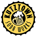 Kutztown Sarsaparilla - 12 oz (12 Glass Bottles)