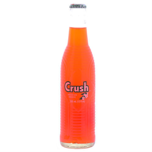 Mexican Orange Crush - 12 oz (12 Glass Bottles)