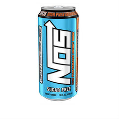 NOS Sugar Free Energy Drink - 16 oz. (12 Pack)