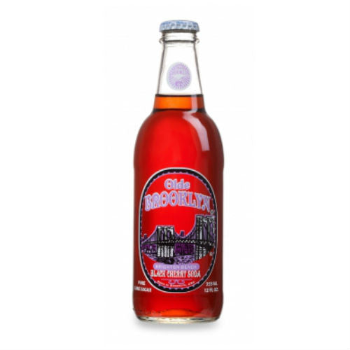 Olde Brooklyn Brighton Beach Black Cherry - 12 oz (12 Glass Bottles)