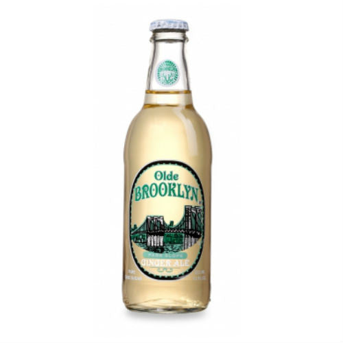 Olde Brooklyn Park Slope Ginger Ale - 12 oz (12 Glass Bottles)