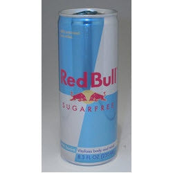 Red Bull Sugar Free Energy Drink - 8.3 oz (12 Pack) - Beverages Direct