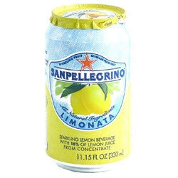 San Pellegrino Limonata - 11.5 oz (12 Pack) - Beverages Direct