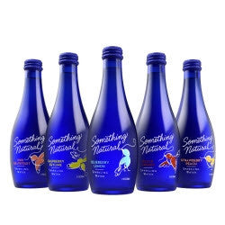 Something Natural Assorted Sparkling Water - 11 oz (12 Pack) - Beverages Direct