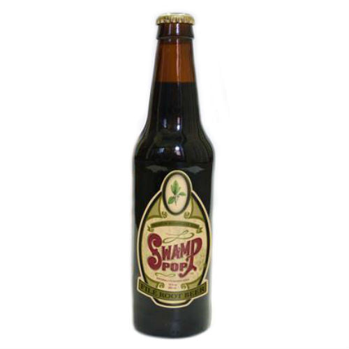 Swamp Pop File Root Beer - 12 oz (12 Glass Bottles)