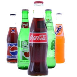 Ultimate Mexican Soda Sampler - 12 oz (12 Pack) - Beverages Direct